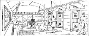 Croquis pour un décor. lupin1-300x124